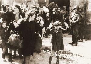 Warszawskie getto największe w okupowanej Europie