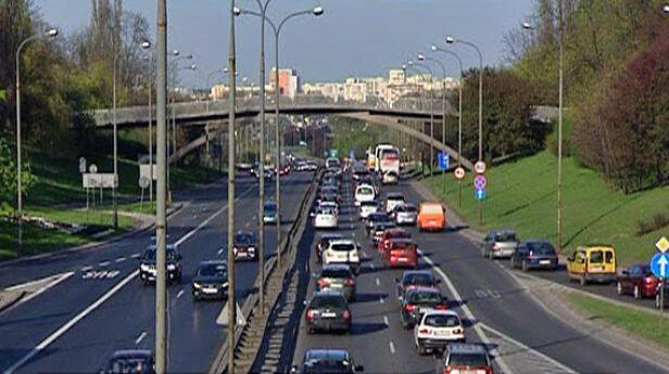 Trasa Łazienkowska TVN24