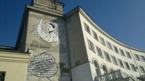 Biznes czy antysemityzm? Spór o mural Edelmana
