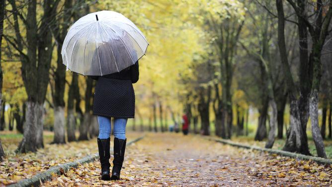 Pogoda na dziś: duża część kraju pod deszczowymi chmurami