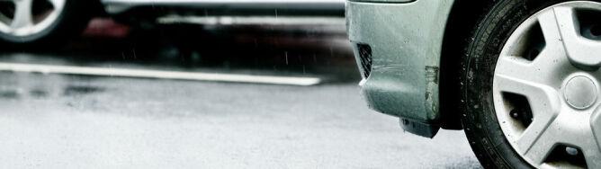 Rozdrażnieni kierowcy pojadą po mokrych drogach