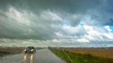 Na jezdnie spadnie do 20 l/mkw. deszczu
