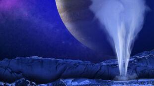 Na księżycu Jowisza istnieje woda? Przełomem zdjęcia teleskopu z Hubble'a