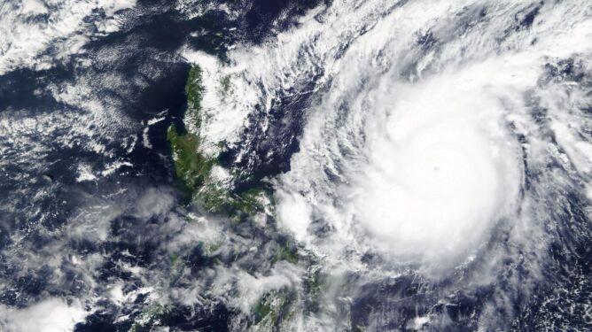 Potężny tajfun nadciąga nad Filipiny. Może być najsilniejszy od siedmiu lat